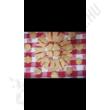 Birkózómez formájú sütikiszúró- fehér