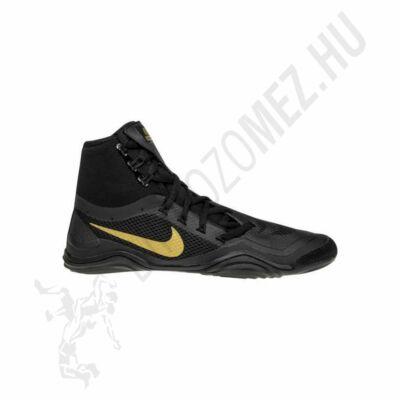 NIKE Hypersweep -717175-001(fekete arany)