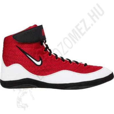 Nike Inflict 3 Felnőtt birkózócipő(piros-fehér-fekete)