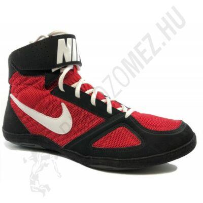 NIKE TAKEDOWN 4 Felnőtt birkózócipő(fekete/piros)