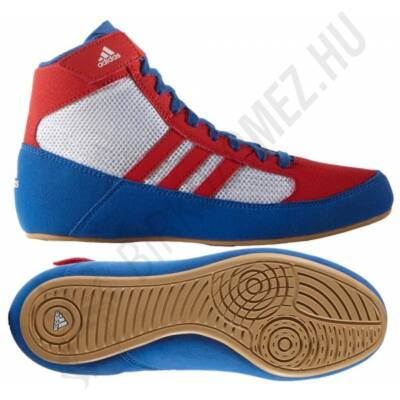 ADIDAS HAVOC Kids - AQ3326- 28 (kék-piros)