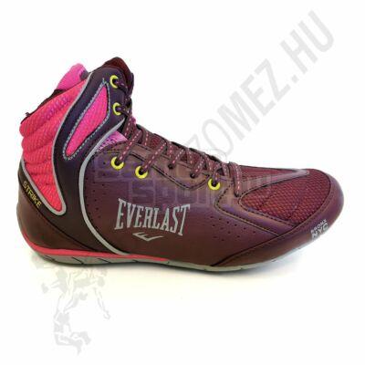 EVERLAST box/birkózó cipő (bordó)