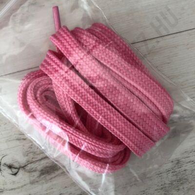 Cipőfűző, rózsaszín, 135cm-s