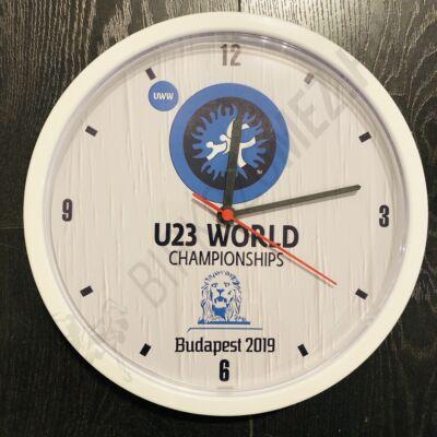 U23 World Championship 2019, fehér falióra