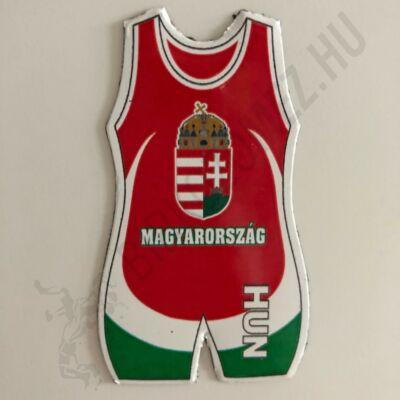Magyar mez hűtőmágnes