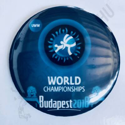 World Championship Budapest hűtőmágnes/sörnyitó