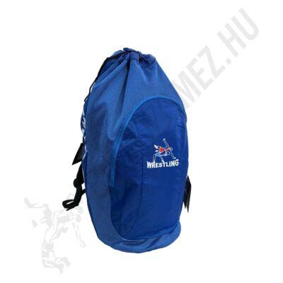 ASICS Sporttáska - Hímzett, nagy - kék