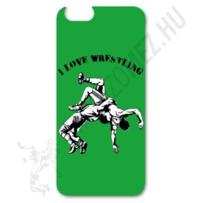 Telefontok (zöld) - Wrestling