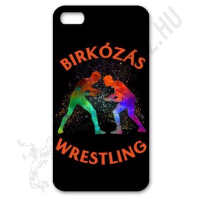 Telefontok (fekete) - Birkózás-Wrestling
