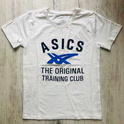 Férfi póló The Original Training Club-törtfehér-kék