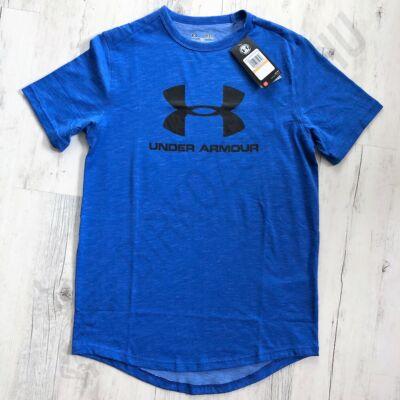 UNDER ARMOUR Heatgear kék férfi póló S/M