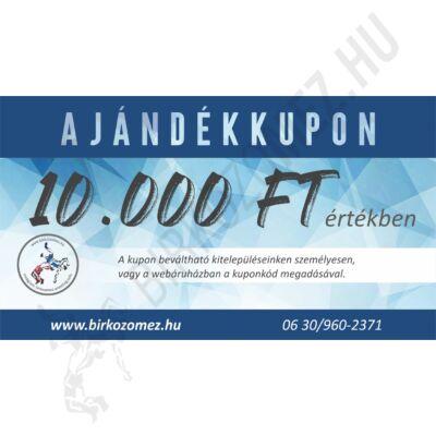 Ajándékkupon - 10.000 Ft