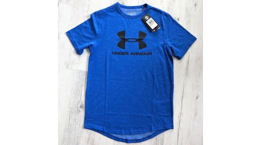 3f11627ffa37 UNDER ARMOUR Heatgear kék férfi póló S/M - FÉRFI - Birkózómez