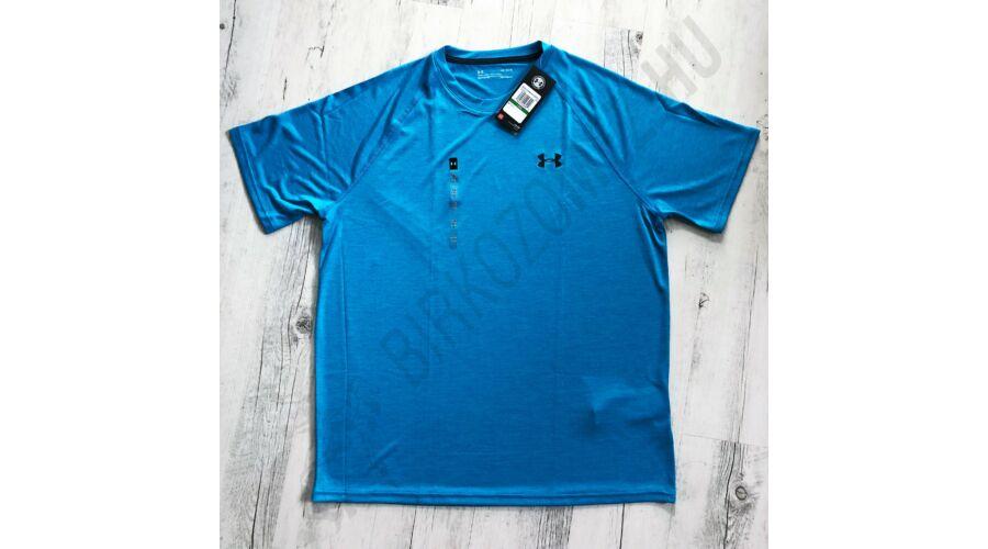 cee487a5497a UNDER ARMOUR Heatgear kék férfi póló L Katt rá a felnagyításhoz