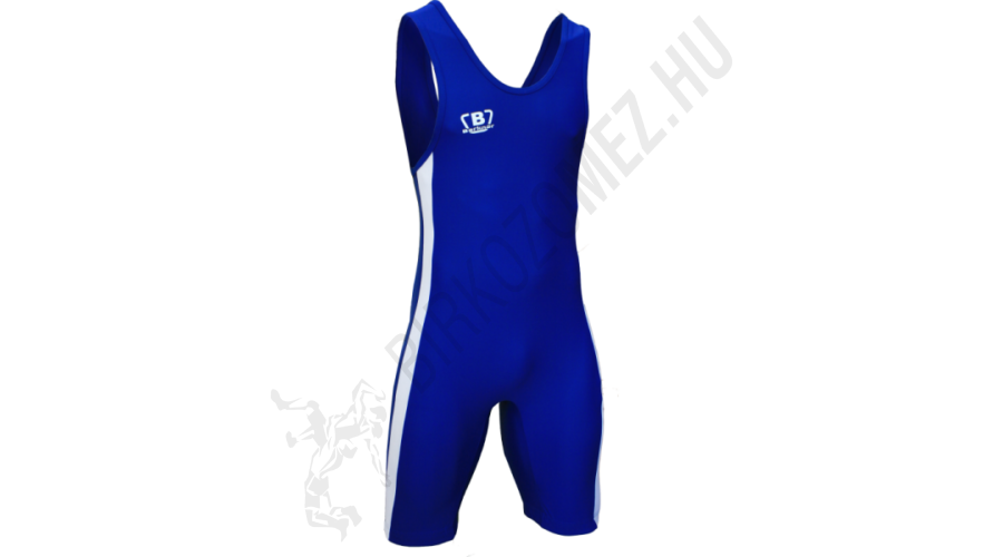 BERKNER FIGHTER V4 Férfi birkózó mez kék - Berkner - Birkózómez 0123dd830b